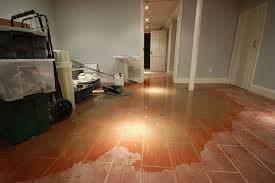 hardwood floor drying atlanta