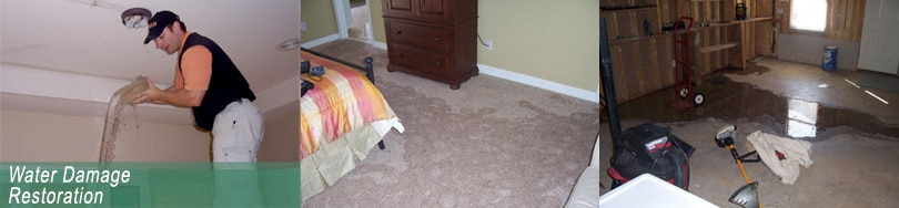 Water Damage Peachtree Corners GA