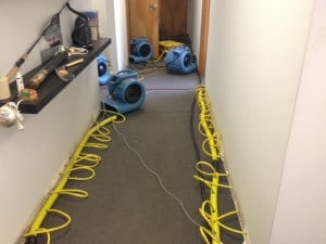 water damage restoration Atlanta GA